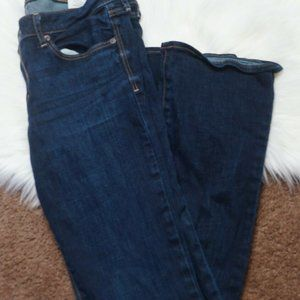 Abercrombie & Fitch 8R Dark Wash Bootcut Jeans